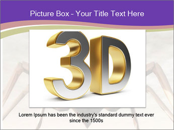 Illustration of a Wasp PowerPoint Template - Slide 16