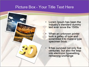 Illustration of a Wasp PowerPoint Template - Slide 17