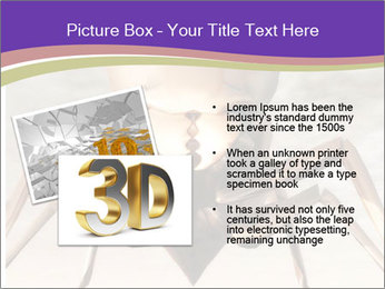 Illustration of a Wasp PowerPoint Template - Slide 20