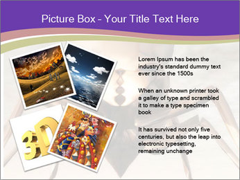 Illustration of a Wasp PowerPoint Template - Slide 23
