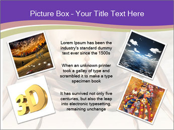 Illustration of a Wasp PowerPoint Template - Slide 24