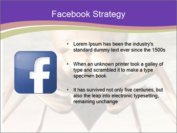 Illustration of a Wasp PowerPoint Template - Slide 6