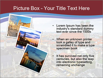 Germany skyline PowerPoint Template - Slide 17