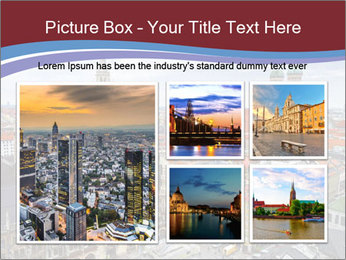 Germany skyline PowerPoint Template - Slide 19