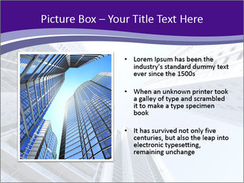 Tall building modern building PowerPoint Template - Slide 13