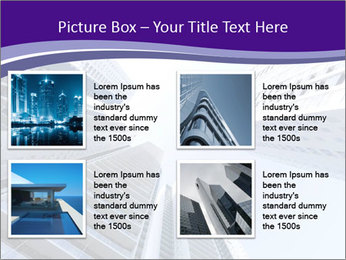 Tall building modern building PowerPoint Template - Slide 14