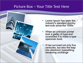 Tall building modern building PowerPoint Template - Slide 17
