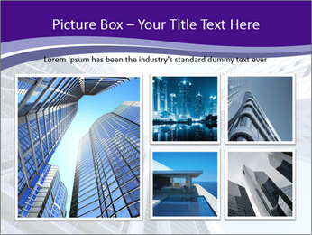 Tall building modern building PowerPoint Template - Slide 19