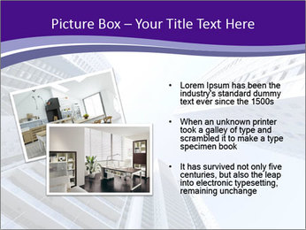 Tall building modern building PowerPoint Template - Slide 20