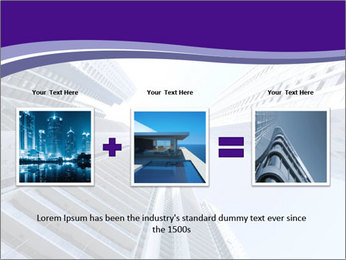 Tall building modern building PowerPoint Template - Slide 22