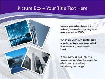 Tall building modern building PowerPoint Template - Slide 23