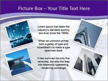 Tall building modern building PowerPoint Template - Slide 24