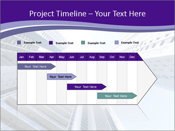 Tall building modern building PowerPoint Template - Slide 25