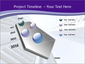 Tall building modern building PowerPoint Template - Slide 26