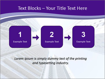 Tall building modern building PowerPoint Templates - Slide 71