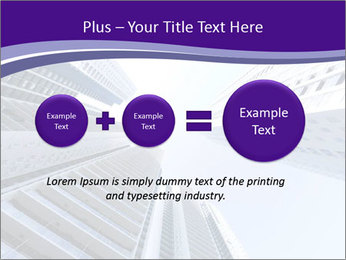 Tall building modern building PowerPoint Template - Slide 75
