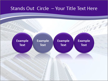 Tall building modern building PowerPoint Templates - Slide 76
