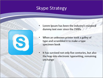 Tall building modern building PowerPoint Template - Slide 8