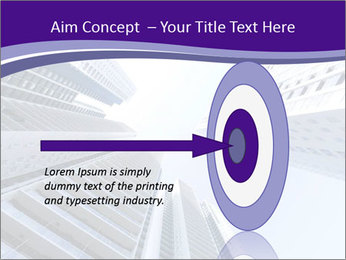 Tall building modern building PowerPoint Template - Slide 83