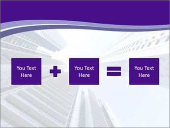 Tall building modern building PowerPoint Templates - Slide 95