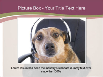 Dog PowerPoint Template - Slide 15