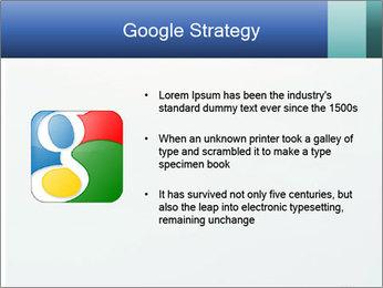 Winter minimalist landscape PowerPoint Template - Slide 10