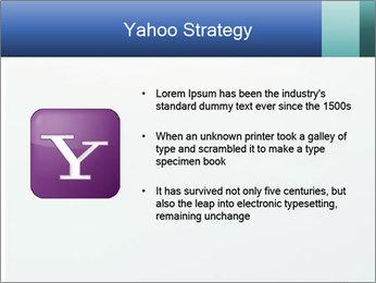 Winter minimalist landscape PowerPoint Template - Slide 11