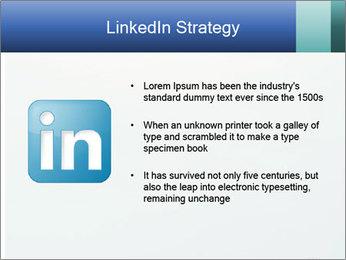 Winter minimalist landscape PowerPoint Template - Slide 12