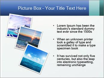 Winter minimalist landscape PowerPoint Template - Slide 17