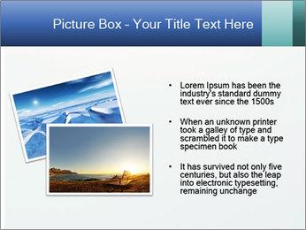 Winter minimalist landscape PowerPoint Template - Slide 20