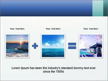 Winter minimalist landscape PowerPoint Template - Slide 22