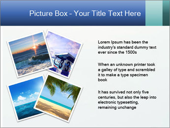 Winter minimalist landscape PowerPoint Template - Slide 23