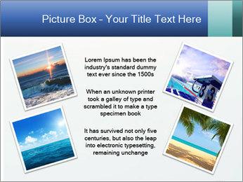 Winter minimalist landscape PowerPoint Template - Slide 24