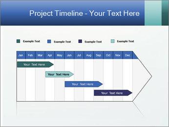 Winter minimalist landscape PowerPoint Template - Slide 25