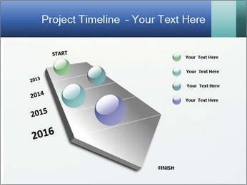 Winter minimalist landscape PowerPoint Template - Slide 26