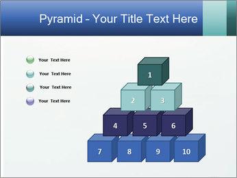 Winter minimalist landscape PowerPoint Template - Slide 31