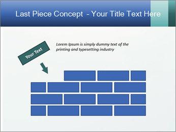 Winter minimalist landscape PowerPoint Template - Slide 46