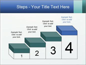 Winter minimalist landscape PowerPoint Template - Slide 64