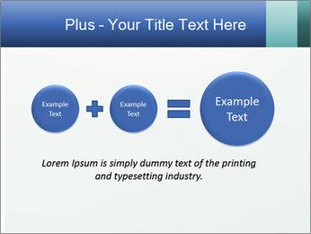 Winter minimalist landscape PowerPoint Template - Slide 75