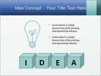 Winter minimalist landscape PowerPoint Template - Slide 80