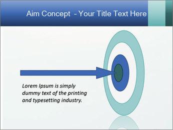 Winter minimalist landscape PowerPoint Template - Slide 83