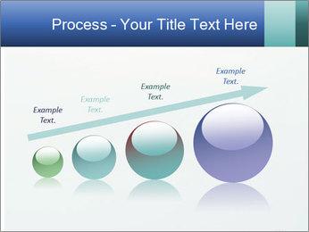 Winter minimalist landscape PowerPoint Template - Slide 87