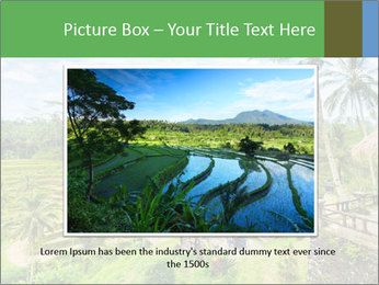 Bali Island PowerPoint Template - Slide 15