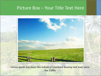 Bali Island PowerPoint Template - Slide 16