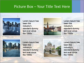 Berlin skyline PowerPoint Template - Slide 14