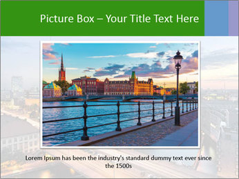 Berlin skyline PowerPoint Template - Slide 15
