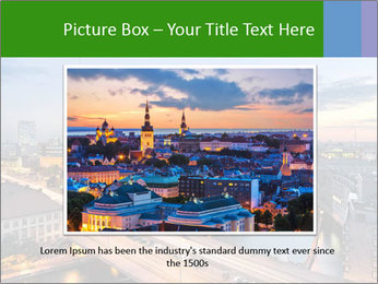 Berlin skyline PowerPoint Template - Slide 16