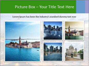 Berlin skyline PowerPoint Template - Slide 19