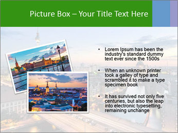 Berlin skyline PowerPoint Template - Slide 20