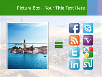 Berlin skyline PowerPoint Template - Slide 21